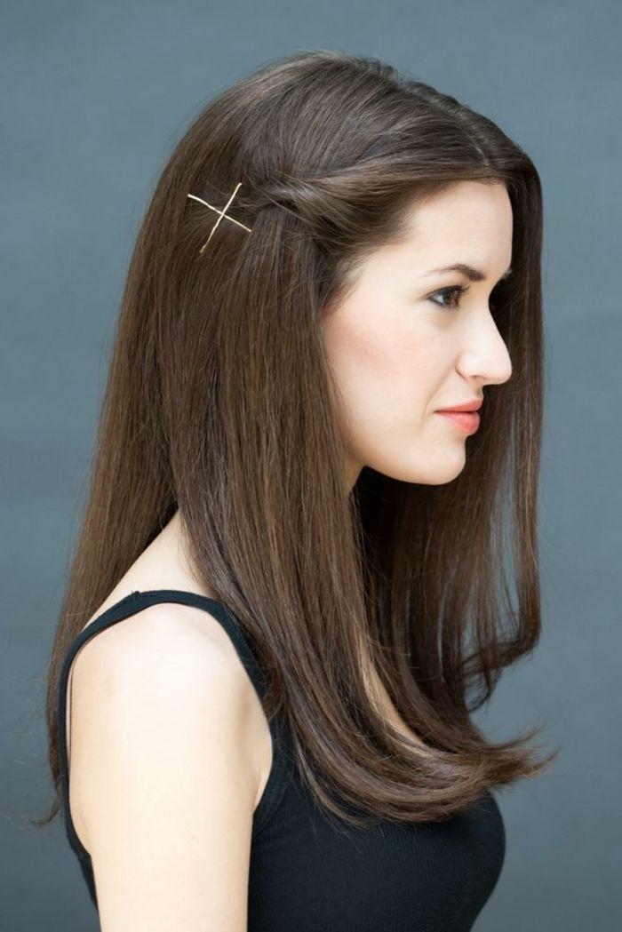 ▷ 1001 + ideas sobre peinados pelo suelto para cualquier ocasión ... f41f3663b2e2
