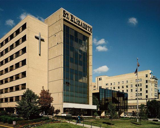 St Elizabeth Hospital, Youngstown Ohio....Where I was born:)
