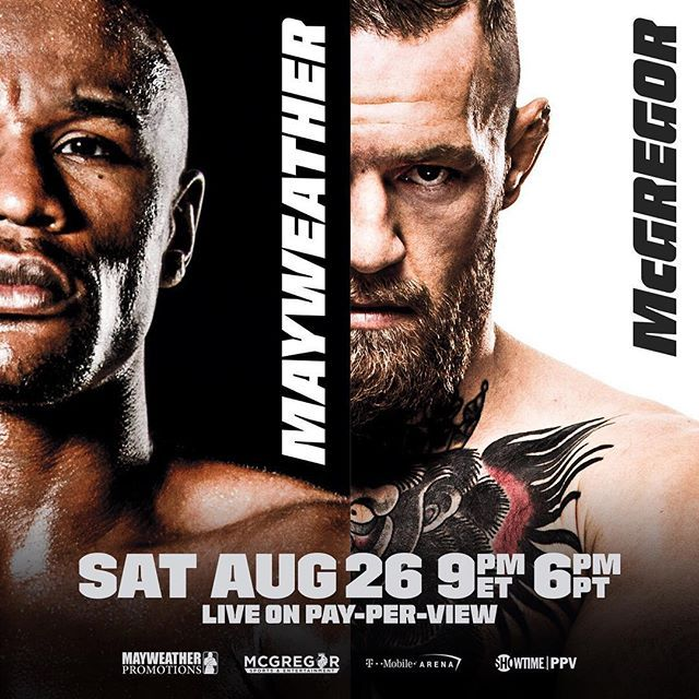 Hey UFC and Boxing fans! We know many of you call us every time there's a PPV fight asking if we're showing it. The answer has always been no until now. As many of you guys might know, the price of a PPV event for a business is a few thousand dollars which is not easy to absorb if the turn out is not as expected, especially for a small brewery like us. But this time around we are taking a chance on you with the Mayweather vs McGregor fight on August 26th as an experiment. If all goes well…
