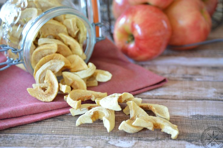 Perfectly soft, squishy, chewy apple rings with no added sugars or preservatives, right from your kitchen. And they're easy to make with only 2 ingredients.