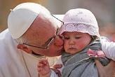 Francisco inicia la Semana Santa con Domingo de Ramos