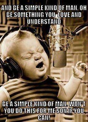 Lynyrd Skynyrd - Simple Man - 1973  Album = Lynyrd Skynyrd (debut album)  Song  Lyrics