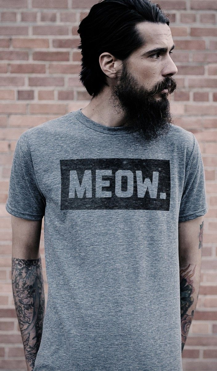 meow tee – for the true cat lover