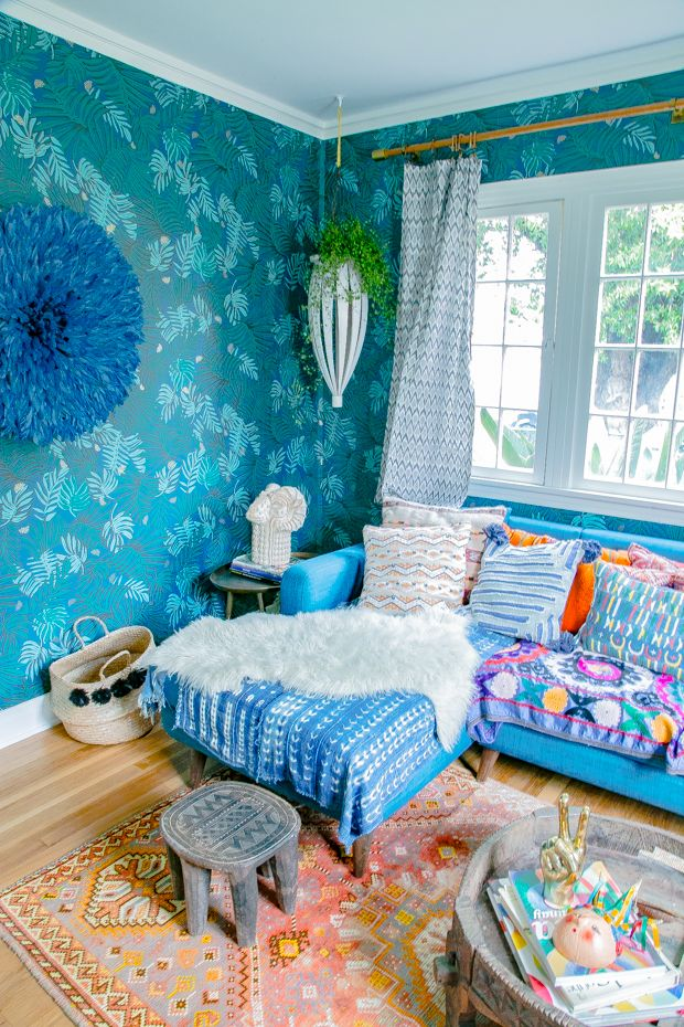 Living Room | The JungalowThe Jungalow | Bohemian decor ...