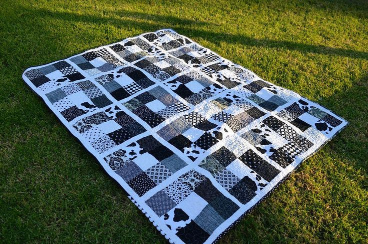 COW quilt | by JenNewby71