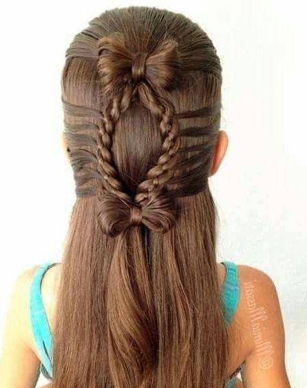 آموزش بافتن مو دخترونه  #hairstyle #nail #fathionhair #hairco…
