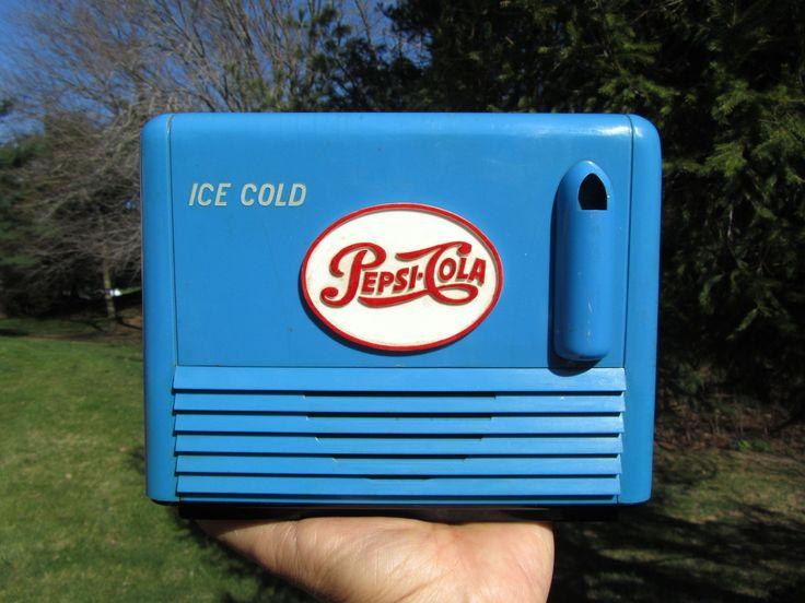 pepsi cola cooler radio rca Quotes