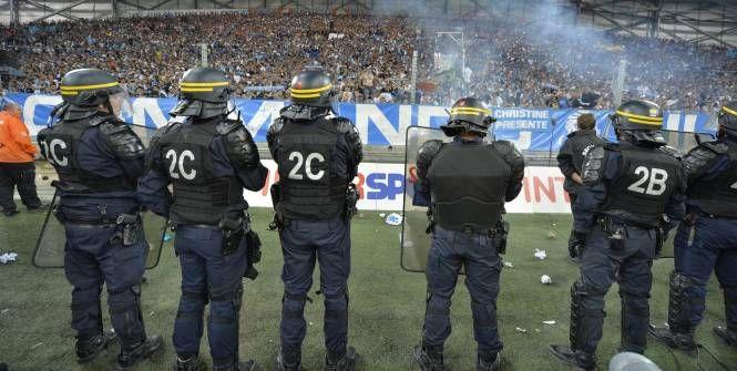 Foot - L1 - OM - Incidents lors d'OL-OM : deux matches à huis clos partiel pour Marseille au Vélodrome