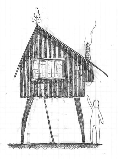 Beetles House, Terunobu Fujimori
