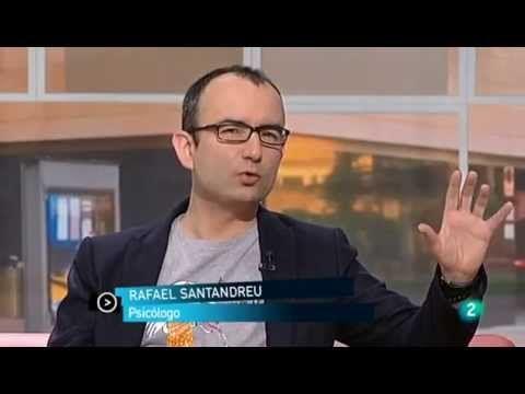 Rafael Santandreu: controlar el pensamiento para controlar las emociones - YouTube