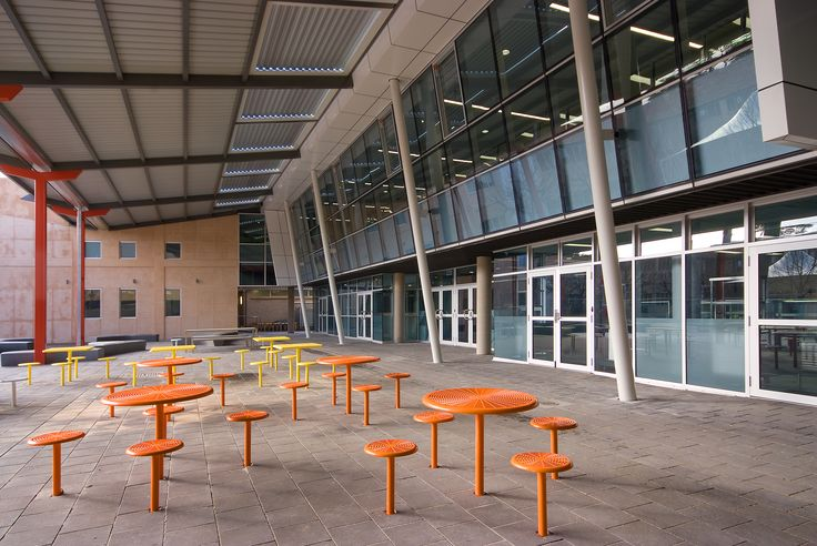 Brighton Secondary School by Thomson Rossi Architects Adelaide, South Australia
