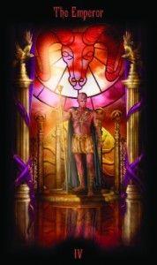 Перекрестки Таро - таролог Лина Айн: Император.