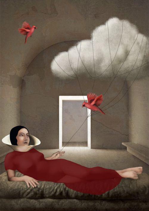 Daria Petrilli - The mistress of 'ephemeral