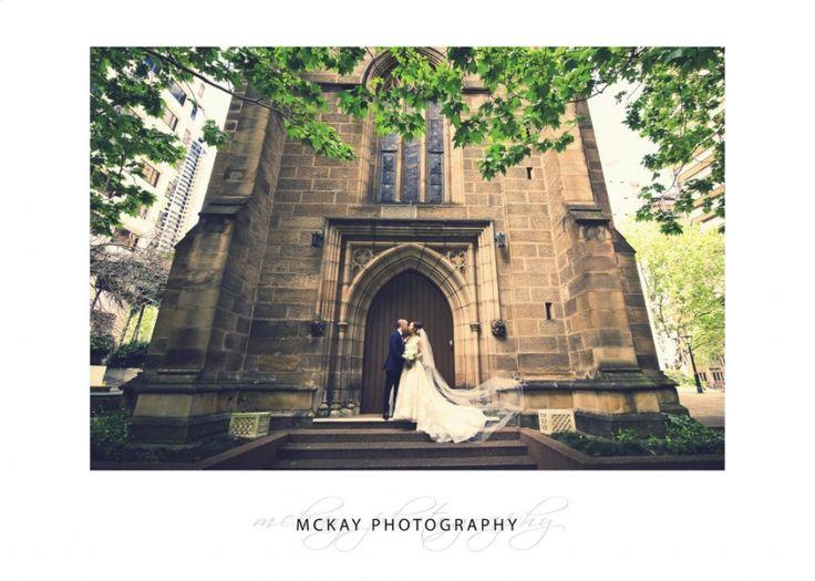 St Philips Church on York Street - Sydney CBD