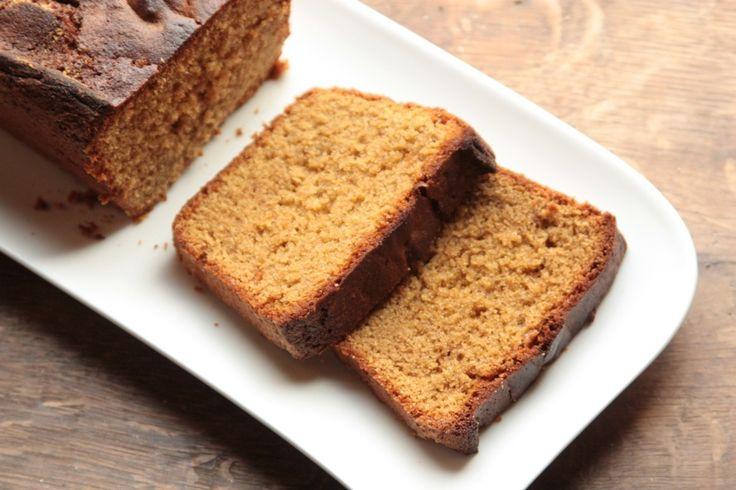 Cake au praliné (6 jaunes)