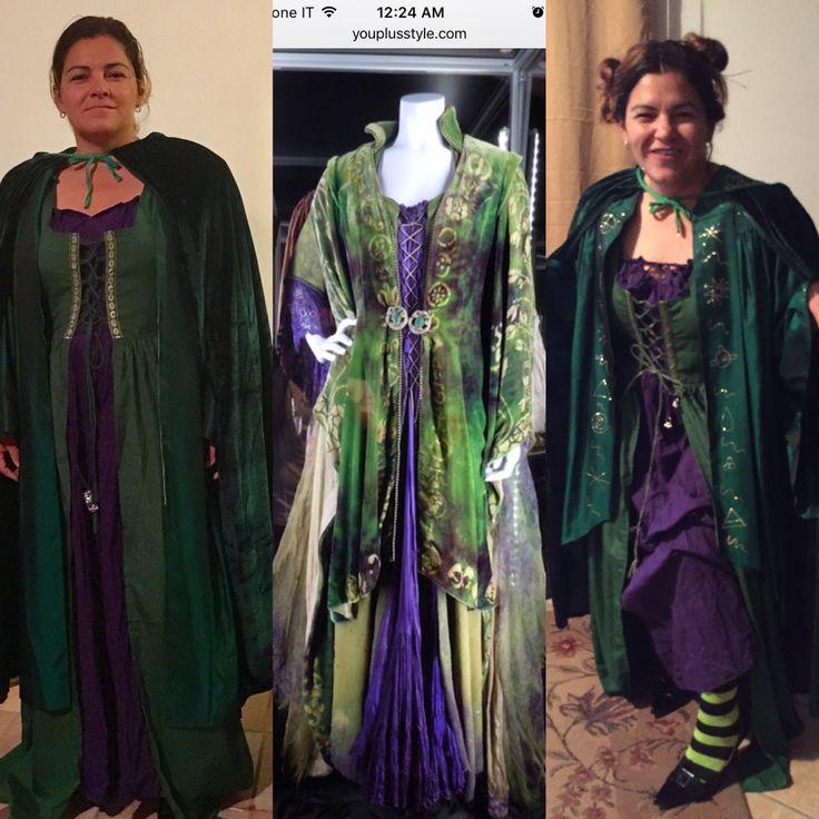 Diy sanderson sisters costumes sliding glass door wardrobe