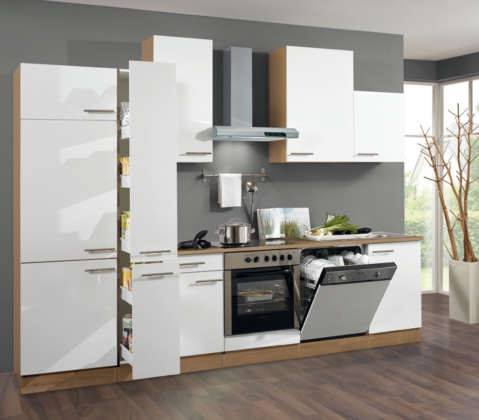 10 best Single Küchen images on Pinterest Magnolia, Accessories - küchenzeile 220 cm mit elektrogeräten