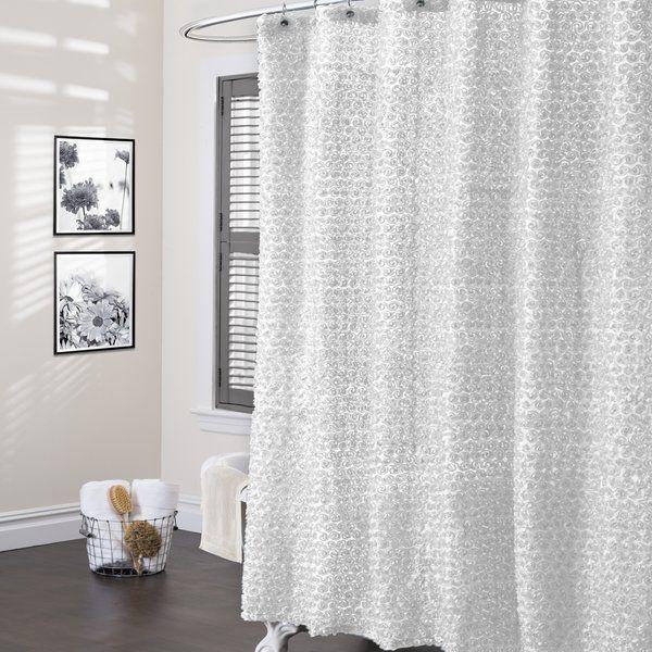 Lark Manor Orner Single Shower Curtain Wayfair Shower Curtain