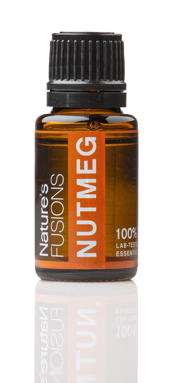 Nutmeg - Myristica Fragrans 15ml