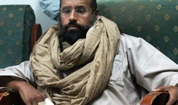 OBAMA IS THE SON OF  SATAN: Saif al-Islam Gaddafi sought to truce to weaken th...