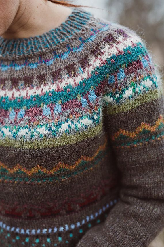 17 Best ideas about Icelandic Sweaters on Pinterest Nordic sweater, Fair is...