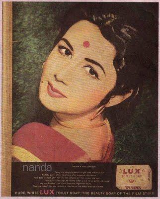 Lux advert featuring Nanda  - ♥ Rhea Khan