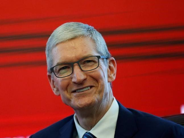 Apple rises ahead of third quarter earnings (AAPL) #Correctrade #Trading #News