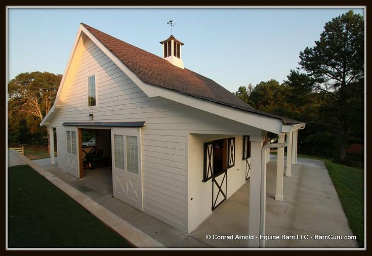 36 best images about horse barn on pinterest horse farms for 8 stall barn plans