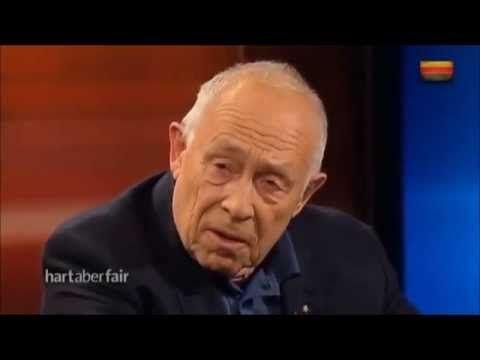 Heiner Geißler über Finanzkrise Banken Finanzprodukte Geld Kapitalismus