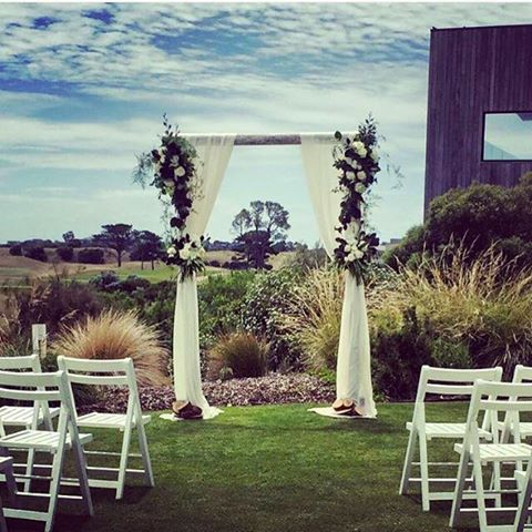 Stunning arbor on our Ceremony lawn by the fantastic Poppy Culture.  https://www.facebook.com/poppyculture/