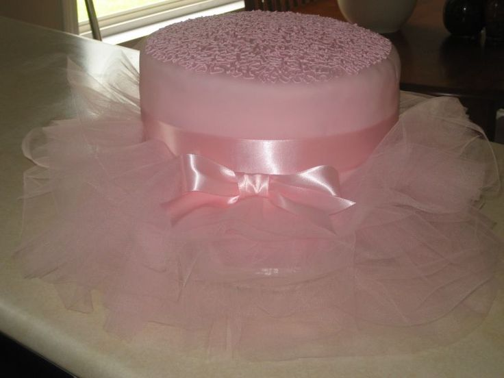 Love this cake but add a second tier and some more decor.