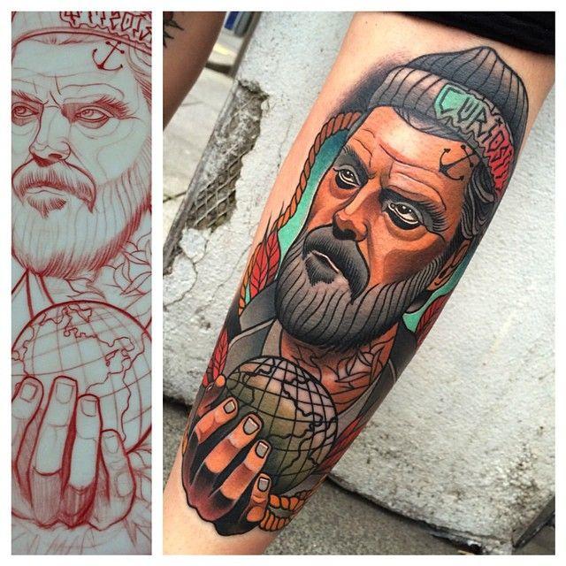 1000 ideias sobre tatuagens de marinheiro no pinterest for Working man tattoo