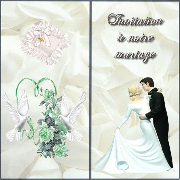 carte invitation mariage gratuite à imprimer Pin by Réspéct Dialma Koller on Dialma in 2020 | One shoulder