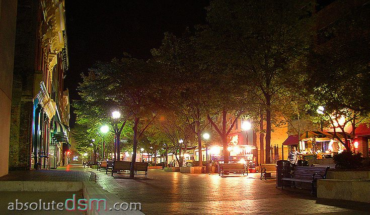 IC pedmall at night, when is it ever this empty?!? Clearly i am having withdrawals from this place.