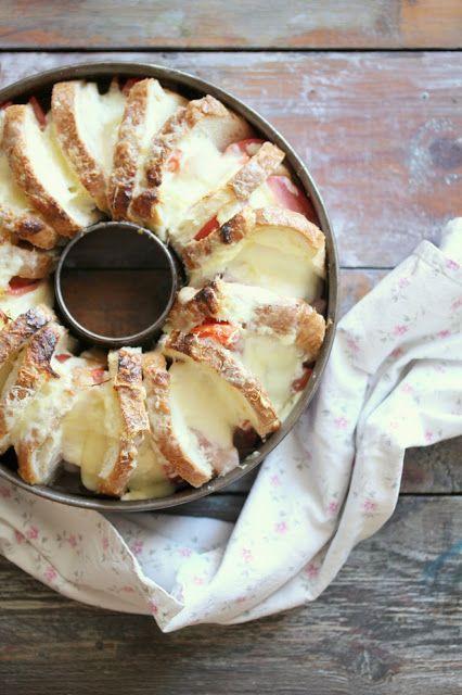 """""""di cuore"""": torta (salata) di pan bauletto"""