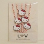 Hello Kitty Paper straw for an eco-friendly touch to any parties http://www.luvavenue.com