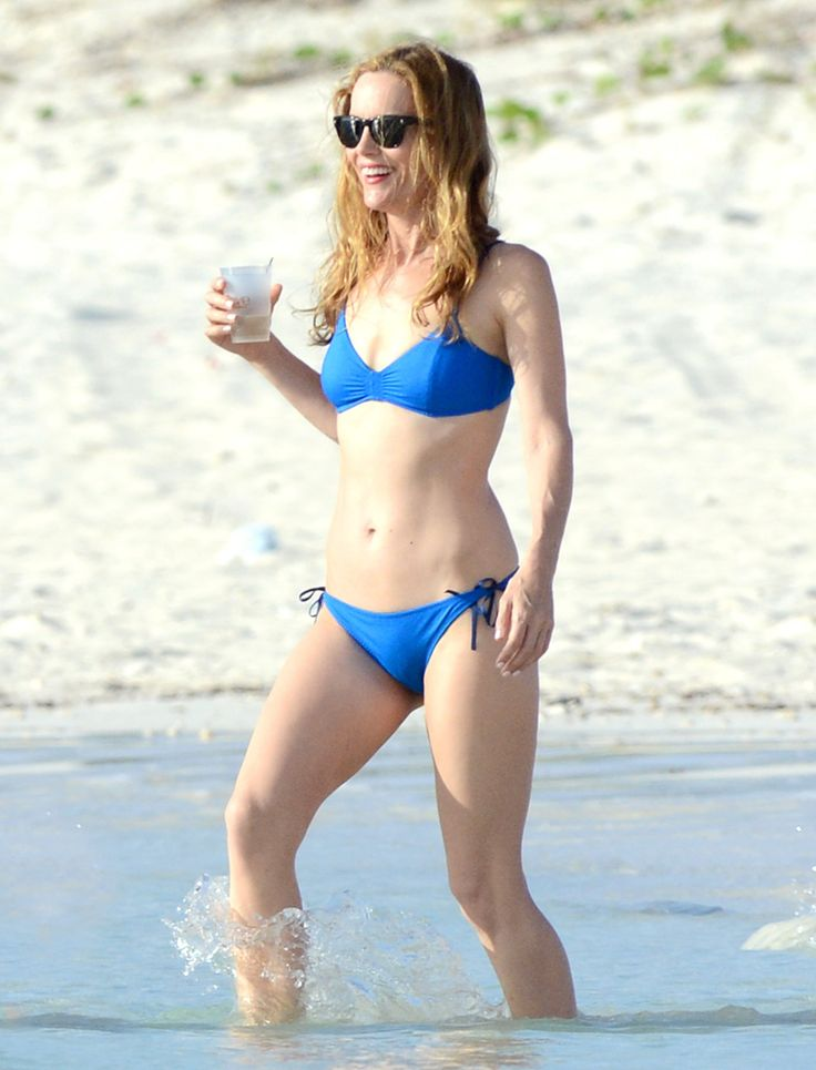 Leslie Mann | Hot Celebs Over 40 in Swimsuits | Us Weekly