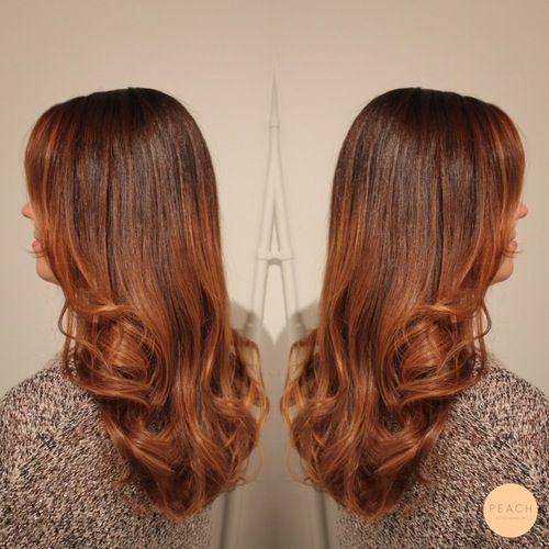 3b brunette - kall brun