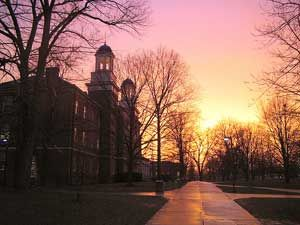 Reasons to consider Miami University Oxford campus