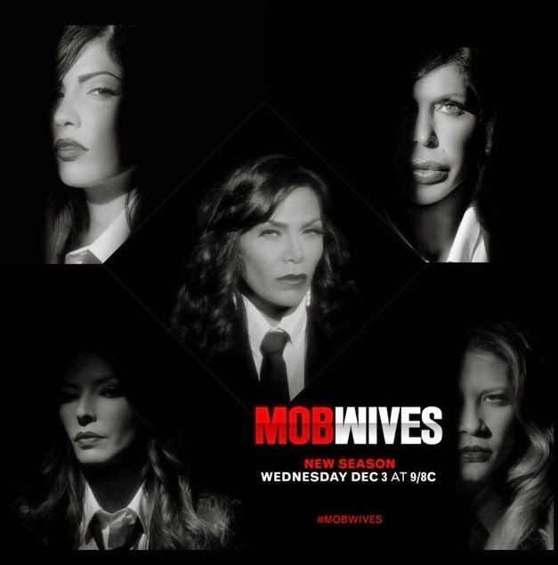 Mob Wives Sit Down : Mob Wives Season 5 Trust No One