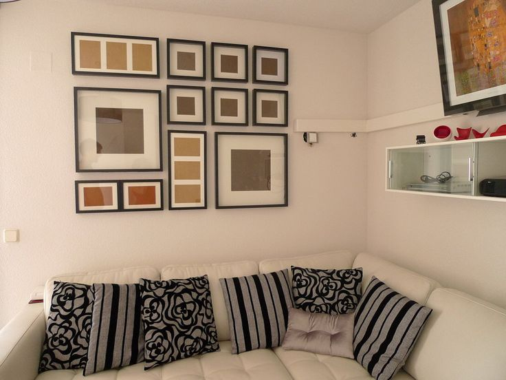 36 best composici n cuadros images on pinterest picture for Marcos para decorar