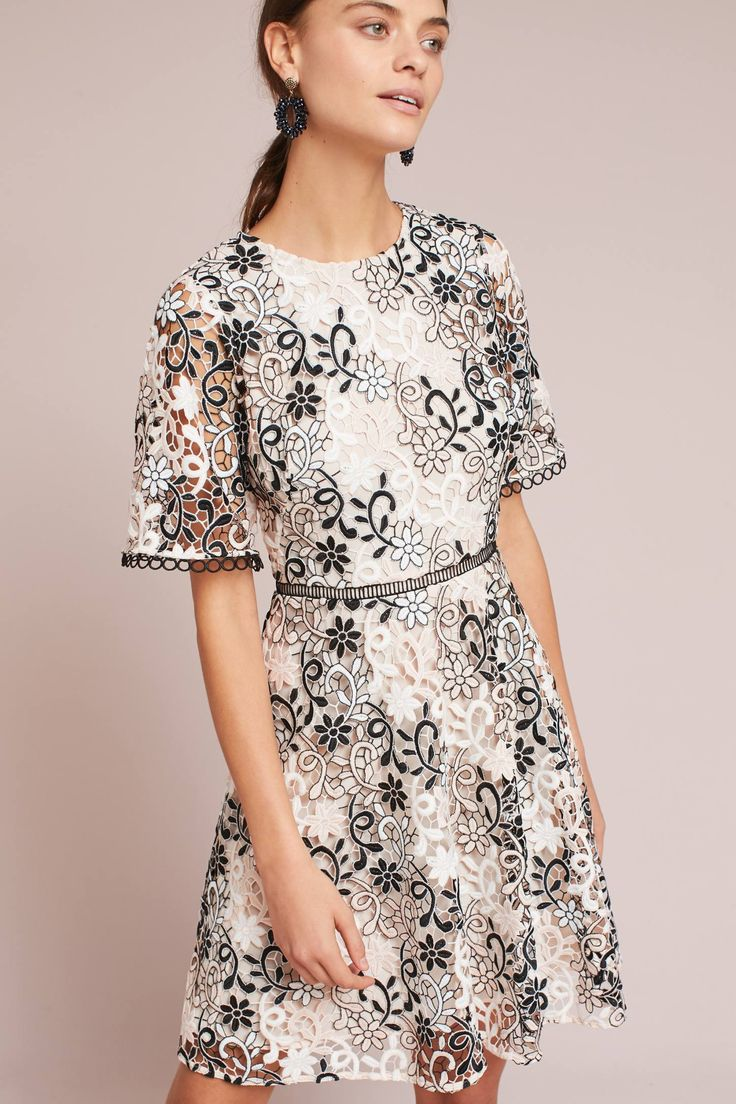 Shop the Shoshanna Flutter-Sleeve Dress and more Anthropologie at Anthropologie today. Read customer reviews, discover product details and more.