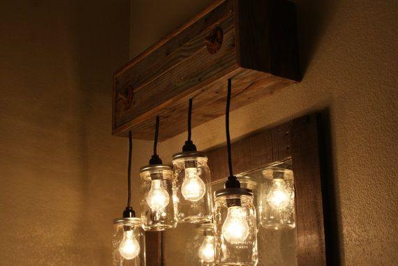 Kichler Barrington 3 Light 22 In Cylinder Vanity Light At: 310 Best Images About Rustic Love On Pinterest