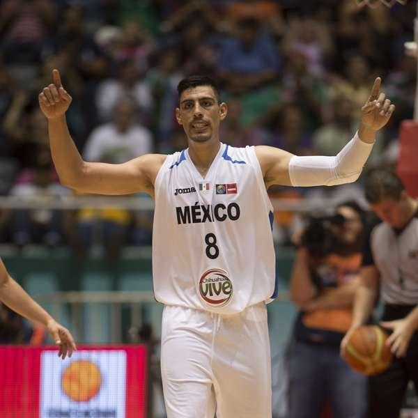 México vence a Islas Vírgenes en inicio de Centrobasket