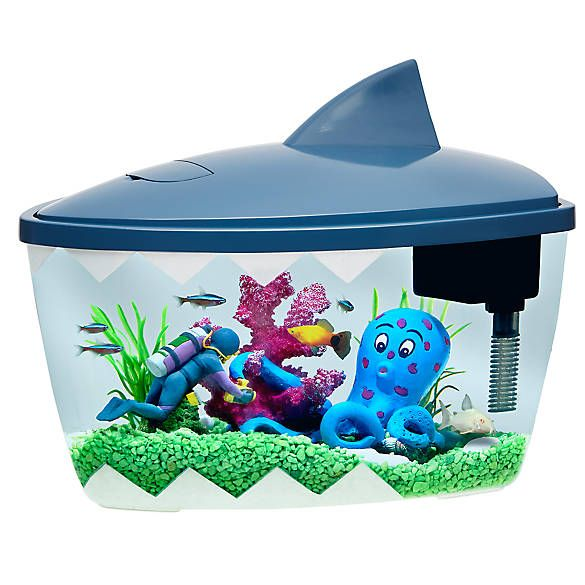 Top Fin Tooth And Fin Aquarium Kit Fish Starter Kits Petsmart Aquarium Kit Jw Pet Pet Home