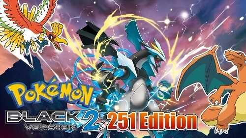 http://www.pokemoner.com/2017/12/pokemon-black-2-251-edition.html Pokemon Black 2 - 251 Edition  Name: Pokemon Black 2 - 251 Edition Remake From: Pokemon Black 2 Remake by: Rafat9. Source: Click here! Description:  The Pokemon you encounter and battle are all Pokemon from the first 2 Gens of Pokemon Kanto and Johto or RBY and GSC. Why the first 2 Gens? Because B2W2 has about 300 Pokemon and excluding overlap Gen 4 evolutions legendaries etc etc it works out to about 270ish which depending on…