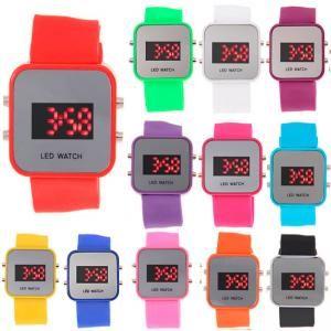 Relógio Desportivo de Silicone  €2.99