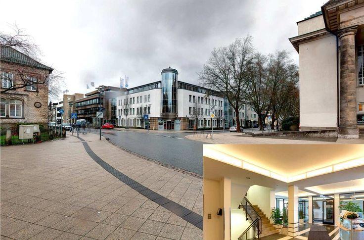 Германия -  Продается Бизнес-центр в Детмольд ,Северный Рейн-Вестфалия Бизнес-центр состоит из пяти зданий, общей площадью 9760 м2, которые находятся на участке 5200 м2.  Бизнес – центр в оживленном месте, в 500 м от главного ж/д вокзала, в 500 м от пешеходной зоны. Рядом  дворцовая площадь с парковой зоной, театр, розничные магазины, бизнес-центры, жилые объекты.  Годовой доход от аренды 832 500 евро Цена: 11 400 000 евро #домвгерманииии, #инвестициивгерманию, #бизнесвгермании, #Детмольд