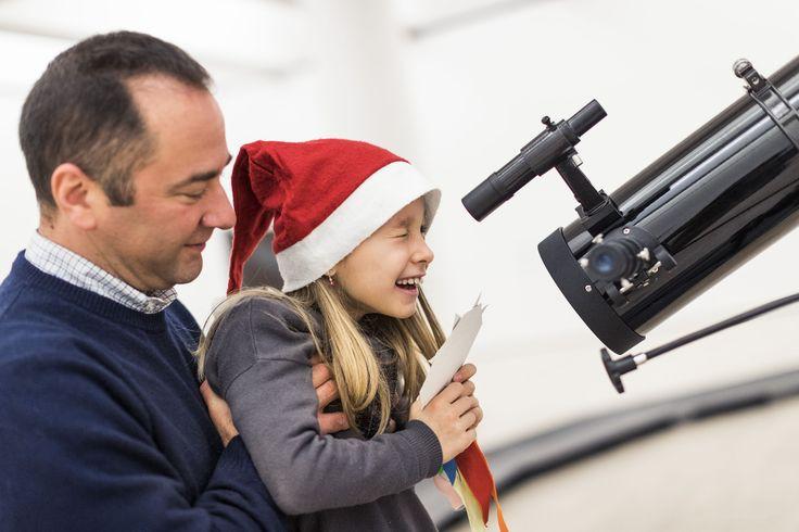 A Natale, con la famiglia al museo! Foto Jacopo Salvi