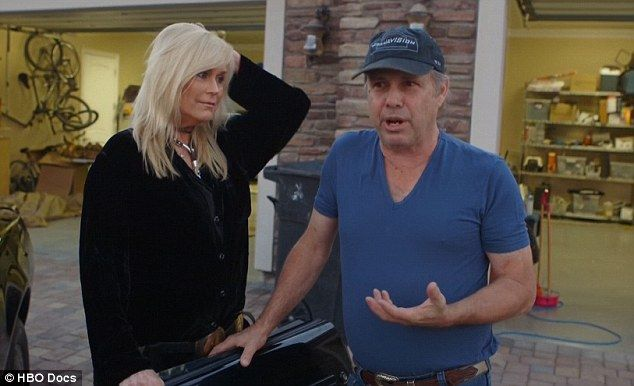 No people like show people: Todd, with his wife, actress Catherine Hickland, said that he ...